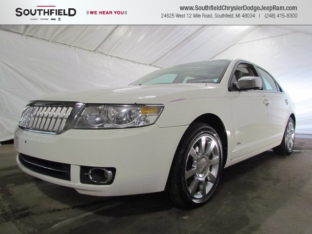 Pre-Owned 2008 Lincoln MKZ Base